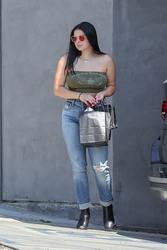 Ariel Winter - Leaving Nine Zero One Salon in West Hollywood 7/27/18