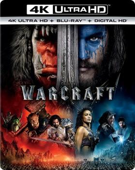 Warcraft - L'inizio (2016) Full Blu-Ray 4K 2160p UHD HDR 10Bits HEVC ITA DD 5.1 ENG TrueHD 7.1 MULTI