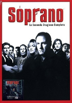 I Soprano - Stagione 2 [Completa] (2000) 4xDVD9 1xDVD5 Copia 1:1 ITA/ENG/HUN