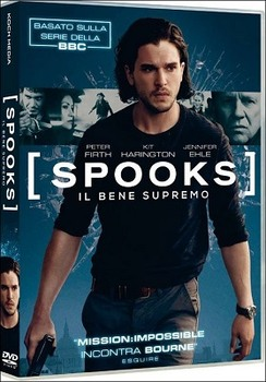 Spooks - Il bene supremo (2014) DVD9 COPIA 1:1 ITA/ENG