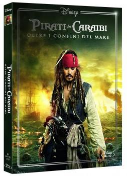 Pirati dei Caraibi - Oltre i Confini Del Mare+Bonus (2011) Full Blu-ray AVC 41Gb ITA DTS-HD HR 5.1 ENG DTS-HD MA 7.1