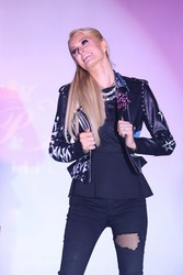 Paris Hilton - Launch of her new Clothes and Shoes Collection in Mexico City 11/11/18