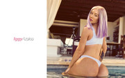 Iggy Azalea : Bikini Wallpapers x 9