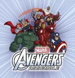 复仇者集结 第三季 Marvel's Avengers Assemble Season 3_海报
