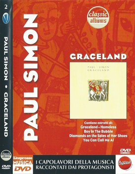 Paul Simon - Graceland (2001) DVD5 COPIA 1:1 ENG SUB ITA MULTI