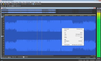 MAGIX SOUND FORGE Audio Studio 13.0.0.45 (x86/x64) MULTi/Deu/Eng/Esp/Fra/Pol