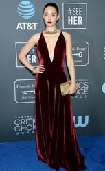 Emmy Rossum - 24th Annual Critics' Choice Awards in Santa Monica 1/13/19