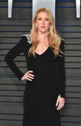 Ellie Goulding - 2018 Vanity Fair Oscar Party 3/4/18