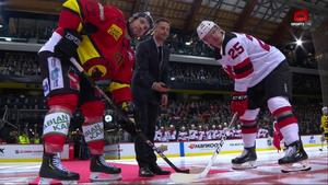 NHL Global Series Challenge 2018-10-01 New Jersey Devils vs. SC Bern - French 934f9b990003534
