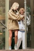 Hailey Baldwin - Out in NYC 6/13/18