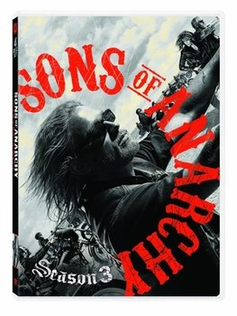 Sons Of Anarchy (2010) Stagione 3 [Completa] 4XDVD9 COPIA 1:1 ITA ENG SPA