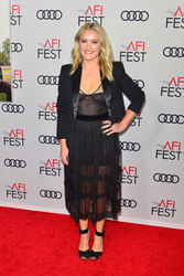 Emily Osment at the Gala Screening of The Kominsky Method at AFI FEST 2018 in Hollywood, CA - 11/10/18