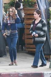 Natalie Portman - Out for lunch in Los Feliz 1/18/19
