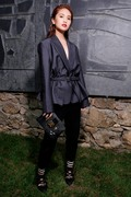 Rainie Yang   -                               Louis Vuitton 2019 Cruise Collection Saint-Paul-De-Vence France May 28th 2018.