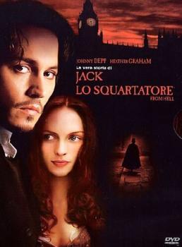 La vera storia di Jack lo squartatore (2001) [ Special Edition ] 1 x DVD9 + 1 x DVD5 Copia 1:1 ITA-ENG