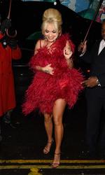 Rita Ora - Outside Annabel's Private Members Club in London 11/19/18