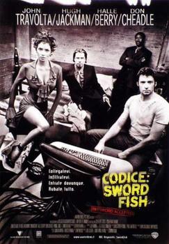 Codice: Swordfish (2001) DVD9 Copia 1:1 ITA-ENG
