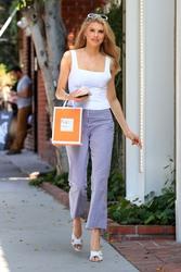 Charlotte McKinney - Shopping in LA 8/17/18