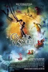 太阳马戏团:遥远的世界 Cirque du Soleil: Worlds Away_海报