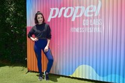 Lucy Hale -             Propel Co Labs Fitness Festival West Hollywood June 19th 2019.