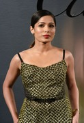 Freida Pinto -         Santos de Cartier Watch Launch San Francisco April 5th 2018.