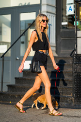 Martha Hunt - Out in NYC 8/6/2018 f63c4a939877894