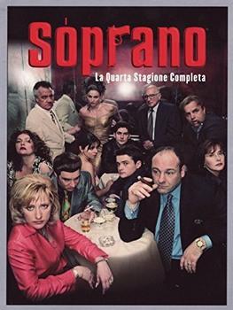 I Soprano - Stagione 4 [Completa] (2002) 4xDVD9 Copia 1:1 ITA/ENG/HUN
