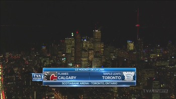 NHL 2018 - RS - Calgary Flames @ Toronto Maple Leafs - 2018 10 29 - 720p 60fps - French - TVA Sports 5d5c4c1014696734