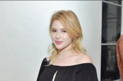 Renee Olstead - Conde Nast & Women's March Cocktail Party 1/24/2018