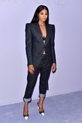 Ciara - Tom Ford Menswear Fashion Show in NYC 2/6/18