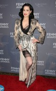 Dita Von Teese -               Femmy Awards New York City February 6th 2018.