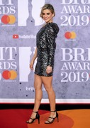 Ashley Roberts -            39th Brit Awards London February 20th 2019.