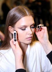 Josephine Skriver - Tommy Hilfiger x Gigi Hadid Fashion Show in Milan 2/25/18