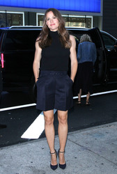 Jennifer Garner Visits 'Good Morning America' in New York City 07/16/2018c457c5921666914