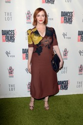 "Christina Hendricks -               ""Antiquities"" Premiere LA June 16th 2018 248a88897878624"