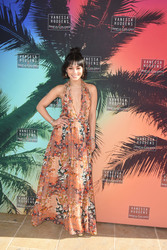 Vanessa Hudgens - Vanessa Hudgens x SinfulColors Festival Collection Party in Hollywood 4/11/18