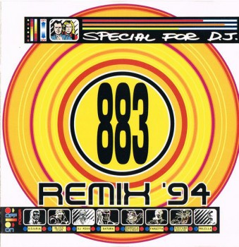 883 - Remix '94 (Special for D.J.) (1994) .mp3 -168 Kbps