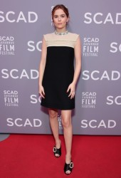 Zoey Deutch - 20th Anniversary SCAD Savannah Film Festival 10/28/17