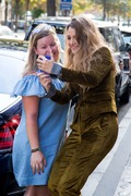 Blake Lively - Leaving her hotel in Paris 9/20/18