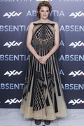 "Stana Katic -             ""Absentia'' Season 2 Premiere Madrid March 20th 2019."