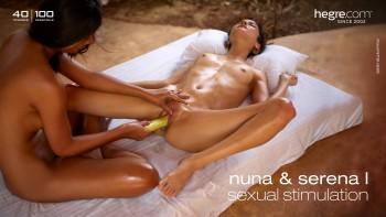 Kakoli Nuna & Serena L - Sexual Stimulation