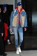 Gigi Hadid - Out in NYC 3/12/18