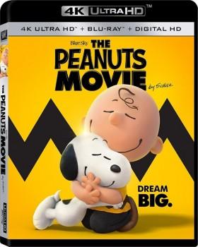 Snoopy & Friends - Il film dei Peanuts (2015) Full Blu-Ray 4K 2160p UHD HDR 10Bits HEVC ITA DTS 5.1 ENG TrueHD 7.1 MULTI