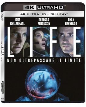 Life - Non oltrepassare il limite (2017) Full Blu-Ray 4K 2160p UHD HDR 10Bits HEVC ITA DD 5.1 ENG TrueHD 7.1 MULTI