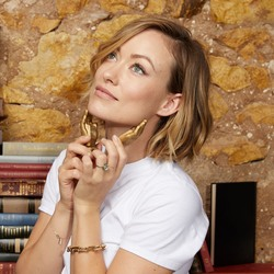 Olivia Wilde - Getty Images Portrait Studio Powered by Pizza Hut at the 2018 SXSW Film Festival, 10/3/2018
