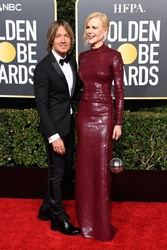 Nicole Kidman - 2019 Golden Globe Awards in LA 1/6/19