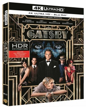Il grande Gatsby (2013) Full Blu-Ray 4K 2160p UHD HDR 10Bits HEVC ITA DD 5.1 ENG DTS-HD MA 5.1 MULTI