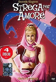 Strega per amore - stagione 2 - (1965 - 1970) [completa] 4xDVD9 COPIA 1:1 ITA ENG FRA TED