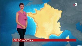 Chloé Nabédian - Août 2018 3e2256954370324