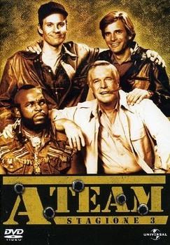 A-Team - Stagione 3 (1984) 6 X DVD9 ITA-ENG